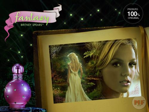 Perfume Fantasy Britney Spears 100ml Original Pronta Entrega