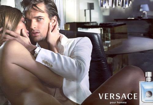 Perfume Versace Pour Homme Edt 100ml Original