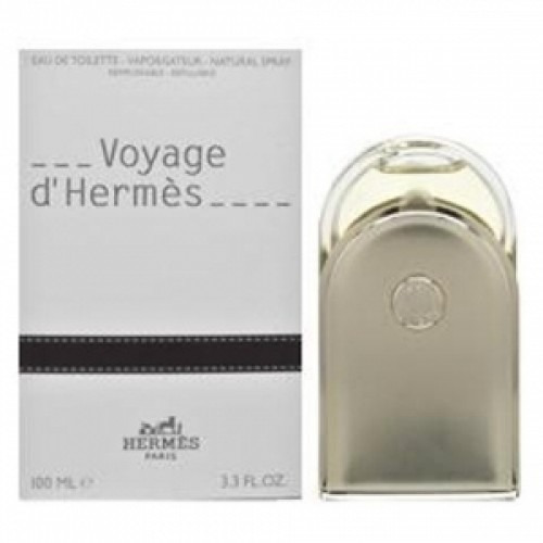 Perfume Voyage D Hermès Masculino 100ml Eau De Toilette