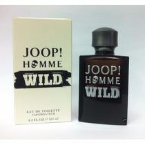 Joop Homme Wild Edt 125ml Masculino | Tester Original