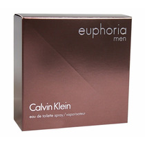 Perfume Euphoria For Men - 100ml Calvin Klein Edt