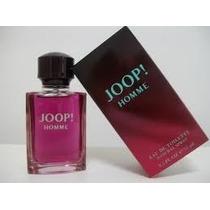 Perfume Joop Homme Trad. Masculino 125ml Edt - 100 %original
