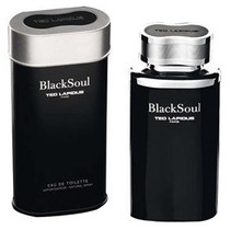 Ted Lapidus Black Soul Edt Masculino - 100 Ml