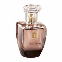 Perfume Velvet Cristal ,95 Ml - Dia Das Mães Eudora