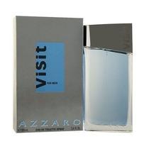 Perfume Importado Azzaro Visit 100ml Edt. 100% Original