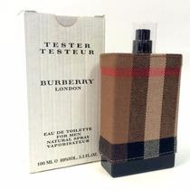 Perfume Masculino Burberry London 100ml Tester 100% Original
