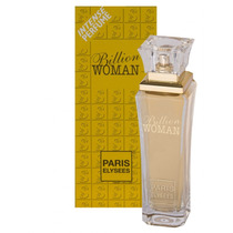 Billion Woman - Feminino - Edt 100 Ml - Paris Elysees