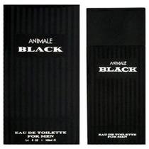 Perfume Animale Black Masculino 100ml Eau De Toilette