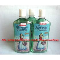 Meia Duzia Perfume Alfazema Deo Colonia Halley Splash 500ml