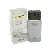 Ted Lapidus Pour Homme Masculino Edt Original 100 Ml