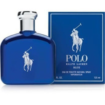 Perfume Polo Blue 125ml * Ralph Lauren * Original E Lacrado