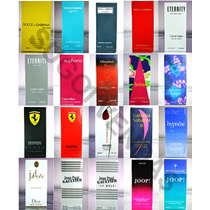 Lote Com 5 Frascos De Perfumes Contratipos.
