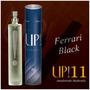 Perfume Importado Up!11-fragrância Ferrari Black Masc+brinde