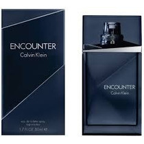 Perfume Encounter Calvin Klein For Men 50ml Edt - Novo