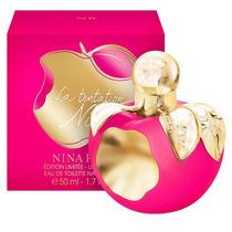 Perfume La Tentation Nina Ricci Eau De Toilette 50 Ml