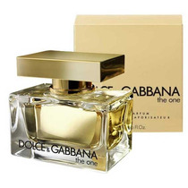 Perfume The One Feminino 75ml Dolce & Gabbana -100% Original
