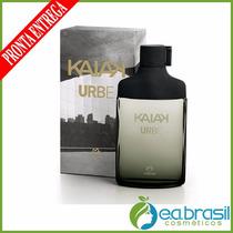 Colônia Masculina Kaiak Urbe 100ml, Original Natura + Brinde