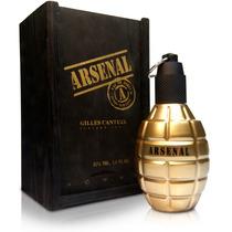 Perfume Arsenal Gold Masculino 100ml - Gilles Cantuel