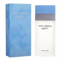 Perfume Dolce & Gabbana D&g Light Blue Edt Feminino 25ml