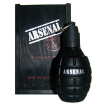 Perfume Masculino Arsenal Black 100ml - 100% Original