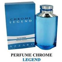Perfume Chrome Legend Azzaro For Men Edt 125ml - Lacrado