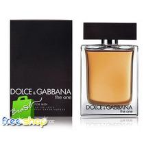 Perfume Masculino The One For Men 100ml Dolce Gabbana