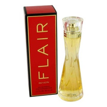 Perfume Flair Revlon For Women Edp 50ml - Original - Novo