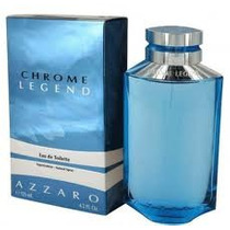 Perfume Chrome Legend Azzaro For Men Edt 125ml - Lacrado