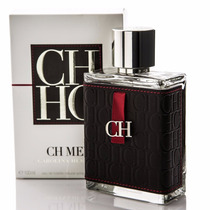 Perfume Ch Men 100ml Carolina Herrera Original Lacrado