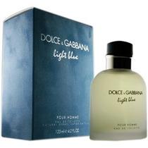 Perfume Dolce Gabbana Light Blue 125ml Men Tester Frete Únic