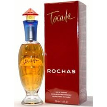 Perfume Tocade Rochas For Women 100ml Edt - Novo - Original