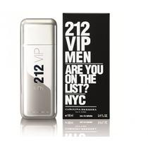 212 Vip Perfume Masculino 212 Vip 100ml Pronta Entrega