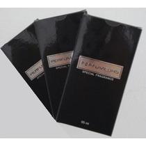 Kit Com 50 Perfumeurs Contratipos Fragrâncias Importadas