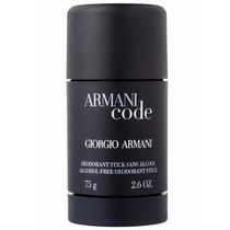 Desodorante Stick Armani Code Masculino 75gr Giorgio Armani