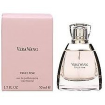 Perfume Truly Pink Vera Wang For Women Edp 50ml - Original