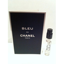 Amostra Bleu De Chanel Eau De Toilette 2 Ml Spray