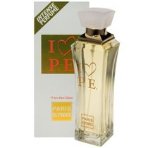 Perfume I Love 100ml Feminino Paris Elysees * Diamond *