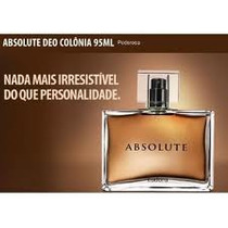 Absolute Deo Colônia 95ml.