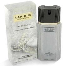Lapidus Pour Homme Edt 100 Ml - Original