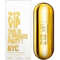 Perfume Carolina Herrera 212 Vip Fem Edp 80ml Frete Grátis