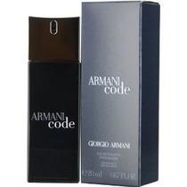 Perfume Armani Code Masculino 20ml Original Lacrado ( Mini)