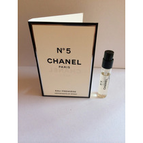 Amostra Chanel Nr.5 Eau Premiere Edt 2 Ml Spray
