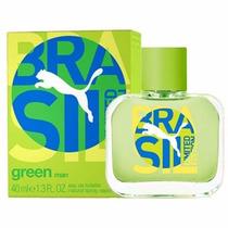 Perfume Puma Green Man 40ml Masculino | 100% Original