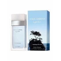 Perfume Light Blue Dreaming In Portofino Feminino Edt 100ml