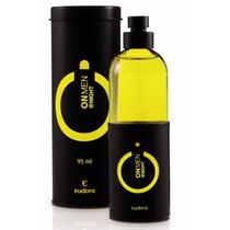 Perfume Deo Colônia Eudora On Men Night Masculino 95ml