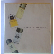 Kit 4 Miniaturas Cartolina Herrera New York