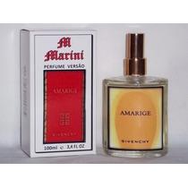 Perfume Versão/fragrância Amaringe Givenchy 100ml Feminino