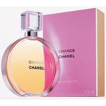 Perfume Chanel Chance Edt Feminino 100 Ml