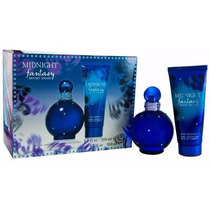 Kit Fantasy Midnight- Perfume 100 Ml + Body Lotion -original