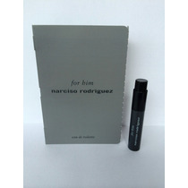 Amostra Perfume Narciso Rodriguez For Him Edt 1,2 Ml Spray